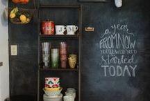 kitchen / by [Anna Wooliver]