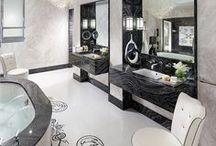 Baths - Master  / by Nancy Hugo CKD & DesignersCirclehq.com