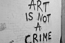 Arts ☮ / The things you own, end up owning you.