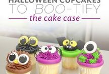 """Spooktacular Halloween / Find everything you need to create a """"fang""""tastic Halloween for your family! From sweet treats to spooky party ideas this is the place to find everything you need for your Halloween Celebration!"""