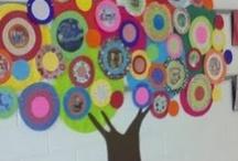arts visuels, coloriages et bricolages
