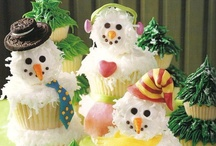 Tis the Season / It's a winter wonderland! Whether it's Christmas or a holiday celebration, DecoPac has all the cake designs your bakery will need during the wonderful winter season.  / by DecoPac Inspirations and Cake Ideas