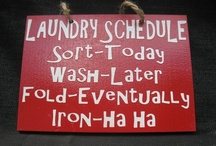 Laundry Room / by Lindsey Inskeep