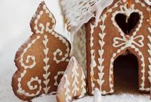 Christmas Gingerbread Land / by Janine Renberg