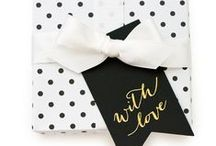 Parcel + Gift Packaging / first impression