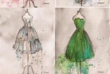 Doodling, Drawing & Lettering / by Nancy Hugo CKD & DesignersCirclehq.com