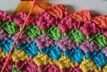 Crocheting  / by Nancy Hugo CKD & DesignersCirclehq.com