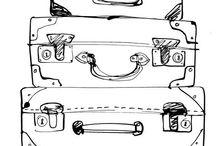 Doodles / Pen en ink