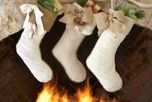 Christmas Stockings / by Janine Renberg