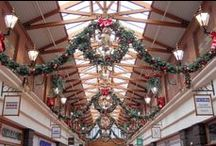 Christmas in Shopping Malls / by Janine Renberg