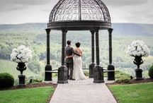 Favorite Wedding Locations / My favorite locations for weddings in my neck of the woods.... the Poconos, as well as the Lehigh Valley, and Scranton. what we call NE PA