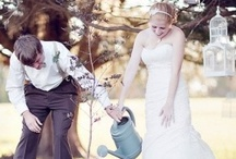 Eco Weddings / Big and small ways to 'green' up your wedding. Being ecologically conscious is important, so if you can help even in a small way, its wonderful.