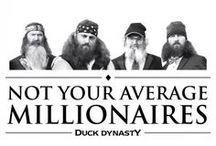 Duck Dynasty / by Lindsey Inskeep