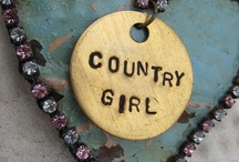 Thank God I'm a Country Girl : ) / I was raised in a small midwestern town for 18 yrs.  After getting married and my husband got out of the military, we settled in the country.  I didn't know if I would like the quiet and nearest neighbors being a mile away, or more.  Well, I LOVE it!  Our children were raised in the country w/farm animals and chores to do, 4 H, FFA, gardening and canning and I would not have it any other way.   Three kids and fourteen grand kids later, we are still here. :)  I am a happy girl : )) / by Connie Hester
