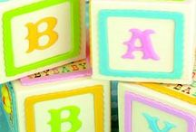 Celebrating Baby / Popular DecoPac inspirations for baby showers, first birthday parties, and newborn celebrations.