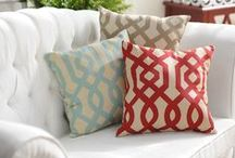 Geo Groovin' / Our bold, bright Geo Prints are the newest trend to hit your home! / by Kirkland's Home Décor & Gifts
