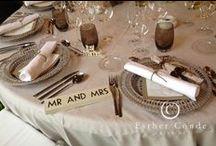 WEDDING DECO / by Monica Sors
