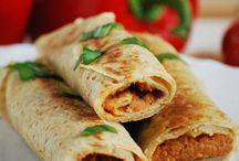 Vegan recipes in Polish / by Jolanta Thorburn