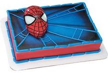 Super Cool Superheroes / Be an everyday superhero with these cakes, crafts and other ideas that inspire us at DecoPac.