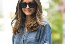 OLIVIA PALERMO  / by Monica Sors