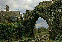 Travel: UK & Scotland / by Jolanta Thorburn