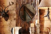 Fall Cabin Retreat / Don't you just love the feel of a warm, cozy cabin retreat? Shop at Kirkland's and fill your favorite room with our wide selection of cabin furniture and rustic decor! When it comes to recreating the ideal cabin getaway, our cabin decor is sure to whisk you away to the woods! / by Kirkland's Home Décor & Gifts