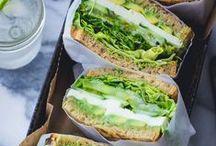 HEALTHY FOOD / Healthy food Comida sana y rica / by Monica Sors