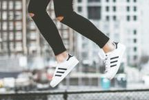 ADIDAS SUPERSTAR / by Monica Sors