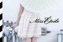 Miss Étoile - Hello Summer! / News from Spring & Summer 2016