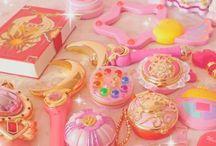Shoujo Magic Items