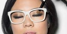 Makeup Tips for Spectacle Wearers / A collection of makeup hints and tips for glasses wearers