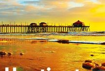 Huntington Beach / Find the best things to do in Huntington Beach, California!  Restaurants, shopping, hotels, Main Street, the Pier plus great photo ideas, surfing spots, places to go with kids and packing lists!