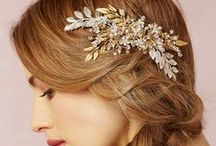 Wedding Hairstyles / by InStyle Magazine