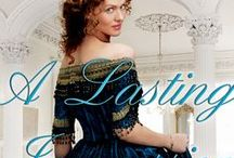 A Lasting Impression, a Belmont Mansion novel / A Lasting Impression, the first standalone novel in the Belmont Mansion series. A Beauty So Rare, the second novel in the series is now available as well.