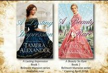 Novels by Tamera Alexander / All the novels by Tamera Alexander and their various settings