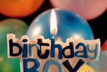 birthday boy / by Valerina D.
