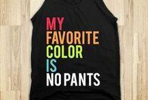 clothing / by Jenna Rindy