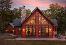 Videos / a collection of videos of and about homes designed and built by Dickinson Homes