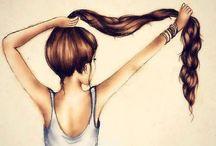 Hair & Makeup, Skin & Nails / by Ashton Cole