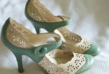 Fabulous Footwear !!! / by Nanette Linder