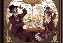 Fascinated by Steampunk / by Nanette Linder