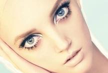 Eye makeup / Maquiagem para os olhos.