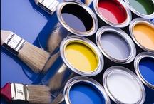 Paint Colors / Color, Color & Color