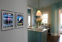 Home Technology / new and featured smart home technology.  Some of which has already been used in new Dickinson Homes