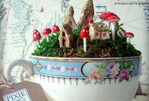 0  Fairy Garden and Outdoories Stuff / by Miss DarkAngel