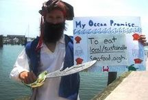 World Oceans Day Promises / To celebrate World Oceans Day 2013, we're asking people around the world to make a promise to make a change in their life that will positively impact the oceans.  Make your pledge today at: http://bit.ly/ocean_promise!