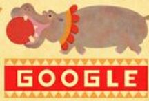 Google Doodles / by Paul Baldowski