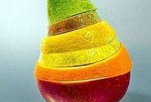 Colors everywhere / #Colors, #colori, #creative, #fun, #rainbow, #abstract, #arcobaleno