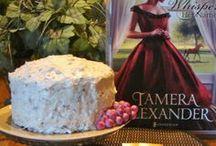 """Novel Recipes"" Recipes from Tamera Alexander novels / Recipes included in Tamera Alexander's novels"