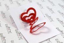 PAPER ideas / Creazioni di carta | Paper creations #paper, #ideas, #idea, #carta, #handmade, #fattoamano, #faidate, #Diy
